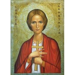 Święta Anastazja - ikona