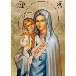 Ikona Matki Bożej Pax Vobis