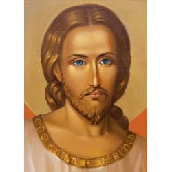 Ikona Jezusa Chrystusa - Ja Jestem Prawdą