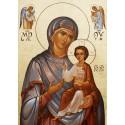 Ikona Matki Bożej - Hodegetria Pokój Wam